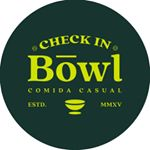 Check In Bowl